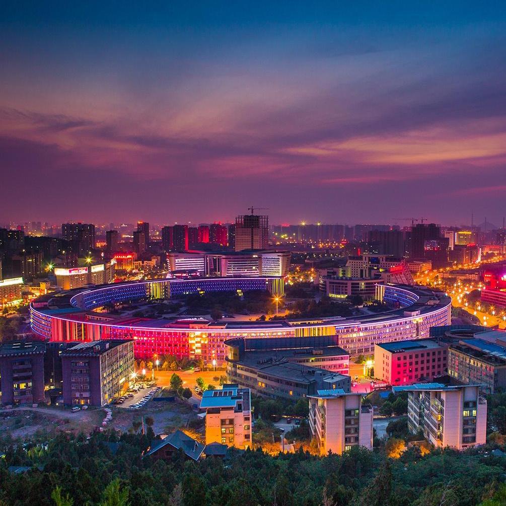 济南高新技术开发区生命科学城(2017年5月)