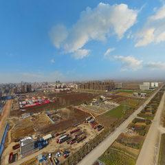 郏县产业集聚区(2018年1月)