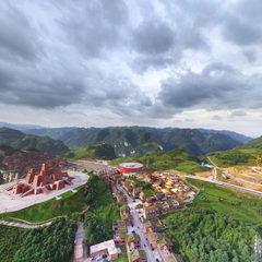 凉都·野玉海国际山地旅游度假区_海坪彝族文化小镇